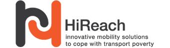 HiReach logo