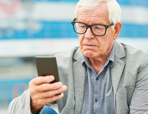 Are older people being excluded from using digitalised transport options?